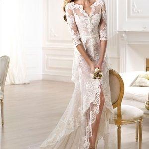 Yaela Pronovias Wedding Dress Size 6